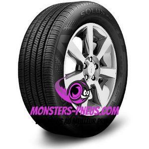 Pneu Kumho Solus TA31 155 80 13 79 T Pas cher chez Monsters Pneus