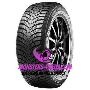 Pneu Marshal WinterCraft WI31 155 65 14 75 T Pas cher chez Monsters Pneus