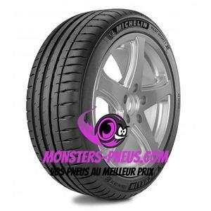 Pneu Michelin Pilot Sport 4 255 40 20 101 Y Pas cher chez Monsters Pneus