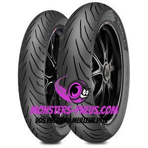 Pneu Pirelli Angel City 80 100 17 46 S Pas cher chez Monsters Pneus