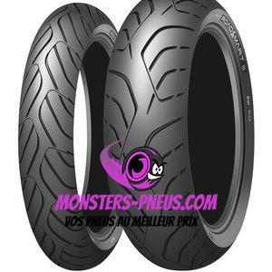 Pneu Dunlop Sportmax Roadsmart III 180 55 17 73 W Pas cher chez Monsters Pneus