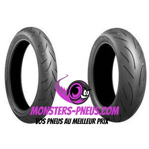 Pneu Bridgestone Hypersport S21 120 70 17 58 W Pas cher chez Monsters Pneus