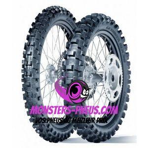 Pneu Dunlop Geomax MX3S 60 100 10 33 J Pas cher chez Monsters Pneus