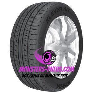 pneu auto Kenda KR50 Klever H/T pas cher chez Monsters Pneus