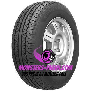 Pneu Kenda KR33A Komendo 215 75 16 116 R Pas cher chez Monsters Pneus