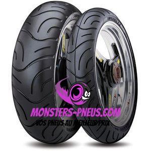Pneu Maxxis M-6029 Supermaxx 180 55 17 73 W Pas cher chez Monsters Pneus