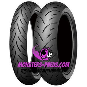 Pneu Dunlop Sportmax GPR-300 110 70 17 54 W Pas cher chez Monsters Pneus
