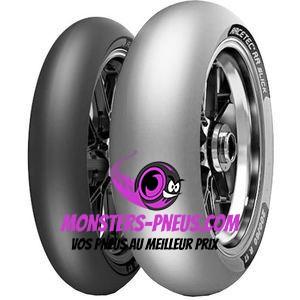 Pneu Metzeler Racetec RR Slick 180 60 17   Pas cher chez Monsters Pneus