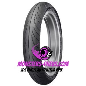 Pneu Dunlop Elite 4 120 90 18 65 H Pas cher chez Monsters Pneus