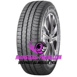 Pneu GT-Radial Maxmiler WT2 195 60 16 99 T Pas cher chez Monsters Pneus