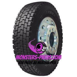 pneu poid lourd Double Coin RLB450 pas cher chez Monsters Pneus