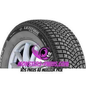 Pneu Michelin Latitude X-ICE North Lxin2 + 235 60 18 107 T Pas cher chez Monsters Pneus