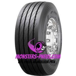 Pneu Dunlop SP246 235 75 17.5 143 J Pas cher chez Monsters Pneus
