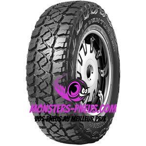 Pneu Kumho Road Venture MT51 265 60 18 119 Q Pas cher chez Monsters Pneus