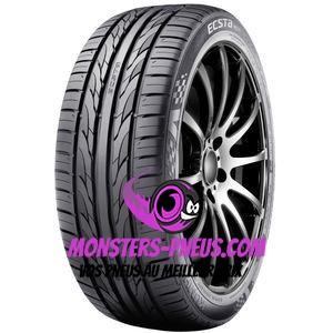 Pneu Kumho Ecsta PS31 205 40 17 84 W Pas cher chez Monsters Pneus