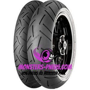 Pneu Continental ContiRoadAttack 3 GT 180 55 17 73 W Pas cher chez Monsters Pneus