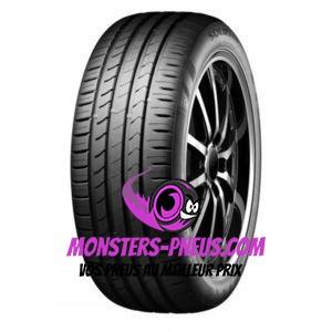Pneu Kumho Ecsta HS51 165 55 14 76 V Pas cher chez Monsters Pneus