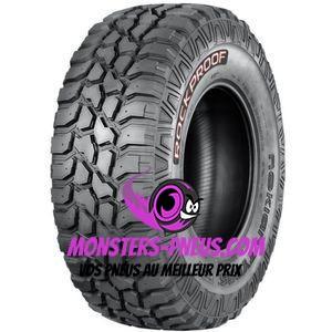 Pneu Nokian Rockproof 285 70 17 121 Q Pas cher chez Monsters Pneus