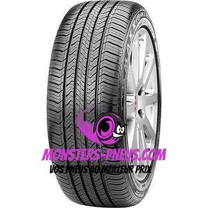 Pneu Maxxis Bravo HP-M3 255 60 19 109 H Pas cher chez Monsters Pneus