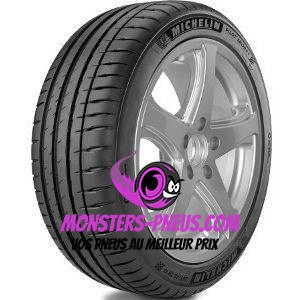 Pneu Michelin Pilot Sport 4S 355 25 21 107 Y Pas cher chez Monsters Pneus