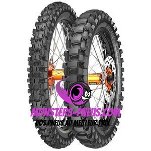 Pneu Metzeler MC360 MID Soft 90 90 21 54 M Pas cher chez Monsters Pneus