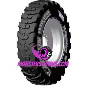 Pneu Michelin Power Digger 10 0 20 165 A2 Pas cher chez Monsters Pneus