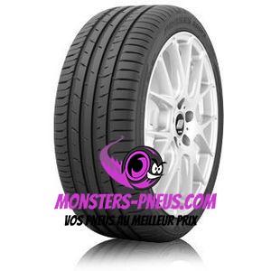 Pneu Toyo Proxes Sport 245 45 17 99 Y Pas cher chez Monsters Pneus