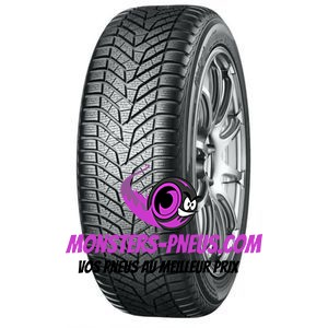 Pneu Yokohama Bluearth Winter V905 265 65 17 112 T Pas cher chez Monsters Pneus