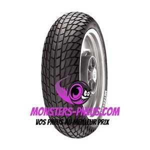 Pneu Metzeler Racetec SM Rain 125 75 17   Pas cher chez Monsters Pneus