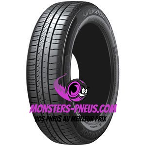 Pneu Hankook Kinergy ECO2 K435 165 65 15 81 T Pas cher chez Monsters Pneus