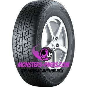 Pneu Gislaved Euro*Frost 6 185 65 14 86 T Pas cher chez Monsters Pneus