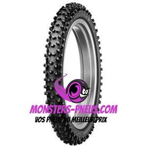 Pneu Dunlop Geomax MX12 80 100 12 41 M Pas cher chez Monsters Pneus