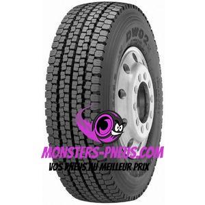 Pneu Doublestar DW02 225 55 19 99 T Pas cher chez Monsters Pneus