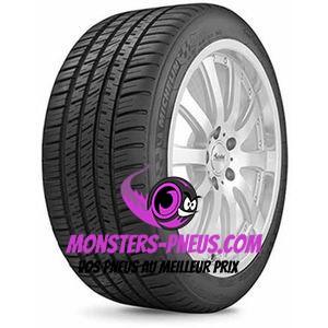 Pneu Michelin Pilot Sport A/S 3 255 55 19 111 V Pas cher chez Monsters Pneus