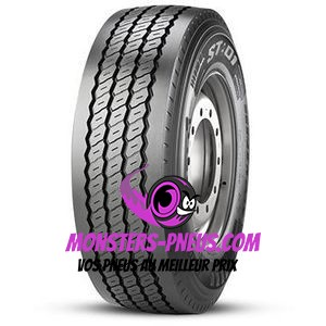 Pneu Pirelli ST:01 M+S 215 75 17.5 135 J Pas cher chez Monsters Pneus