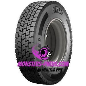 Pneu Riken Road Ready D 295 80 22.5 152 M Pas cher chez Monsters Pneus
