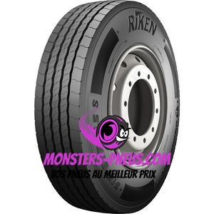 Pneu Riken Road Ready S 235 75 17.5 132 M Pas cher chez Monsters Pneus