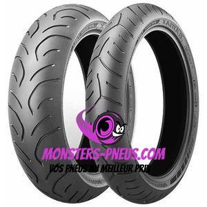 Pneu Bridgestone Battlax Sport Touring T31 120 70 18 59 W Pas cher chez Monsters Pneus