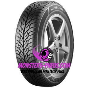 Pneu Matador MP 62 All Weather EVO 155 80 13 79 T Pas cher chez Monsters Pneus