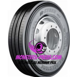 Pneu Bridgestone R-Steer 002 215 75 17.5 128 M Pas cher chez Monsters Pneus