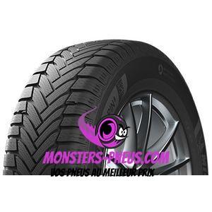 Pneu Michelin Alpin 6 195 65 15 95 T Pas cher chez Monsters Pneus