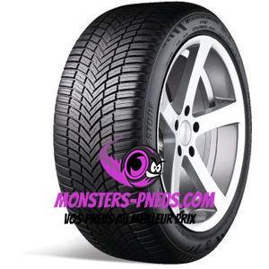 pneu auto Bridgestone Weather Control A005 pas cher chez Monsters Pneus