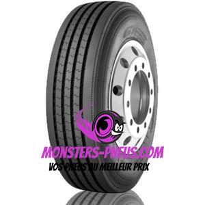Pneu Giti GSR225 315 80 22.5 158 L Pas cher chez Monsters Pneus