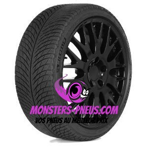 Pneu Michelin Pilot Alpin 5 SUV 265 45 20 108 V Pas cher chez Monsters Pneus
