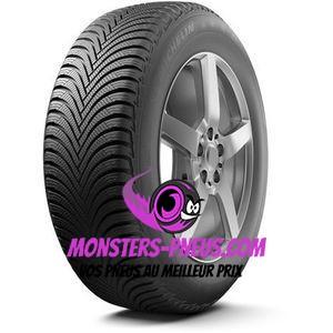 Pneu Michelin Pilot Alpin 5 285 40 19 107 V Pas cher chez Monsters Pneus