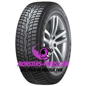 Pneu Hankook Winter I*Cept X RW10 255 45 20 101 T Pas cher chez Monsters Pneus