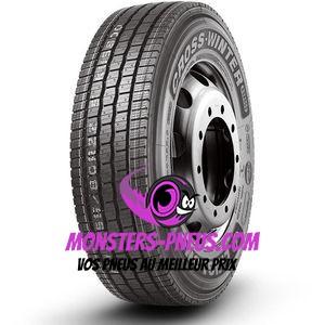 Pneu Linglong KWS600 385 65 22.5 164 K Pas cher chez Monsters Pneus