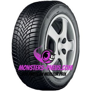 Pneu Firestone Multiseason 2 155 70 13 75 T Pas cher chez Monsters Pneus