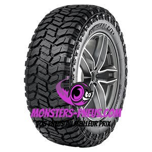 Pneu Radar Renegade R/T+ 37 12.5 17 131 K Pas cher chez Monsters Pneus