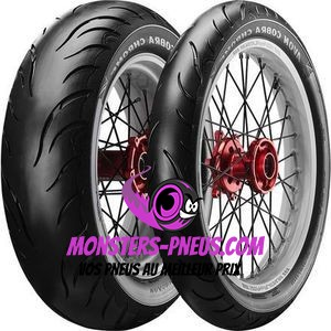 Pneu Avon Cobra Chrome 150 80 16 71 V Pas cher chez Monsters Pneus